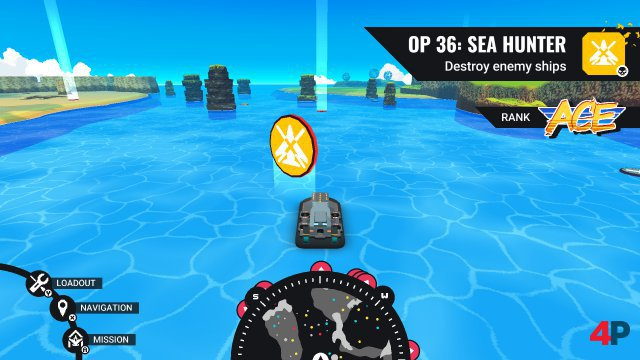 Screenshot - Jet Lancer (PC)