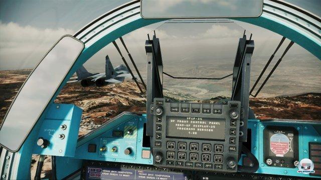 Screenshot - Ace Combat: Assault Horizon (360) 2270932