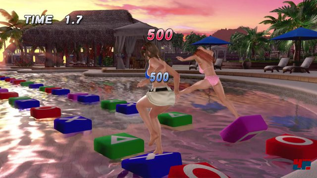 Screenshot - Dead or Alive: Xtreme 3 (PlayStation4) 92523203