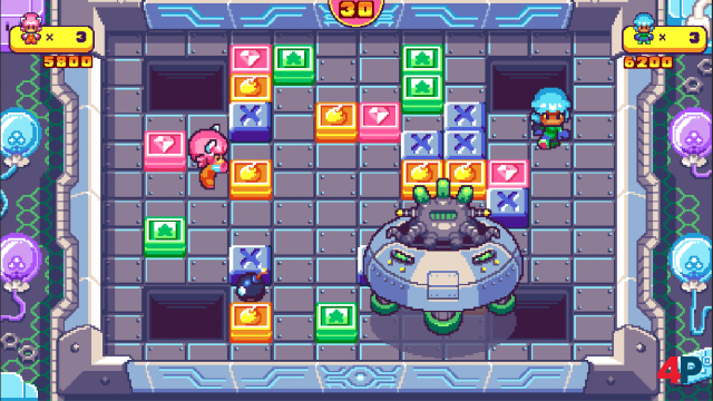 Screenshot - Pushy and Pully in Blockland (PC) 92612442