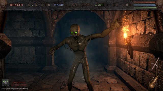 Screenshot - Dungeons of the Deep (PC) 92633256