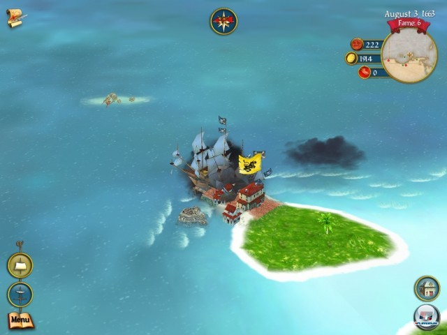 Screenshot - Sid Meier's Pirates! (iPad) 2242194