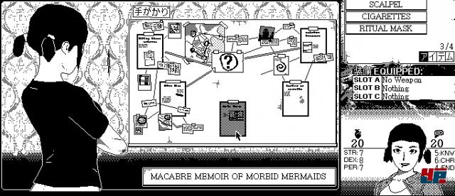 Screenshot - World of Horror (Linux) 92570642