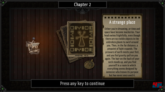Screenshot - Lovecraft's Untold Stories (PC) 92581708