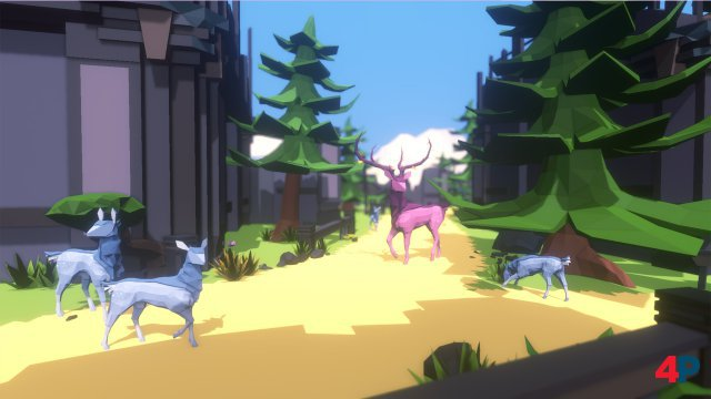 Screenshot - AER - Memories of Old (Switch)