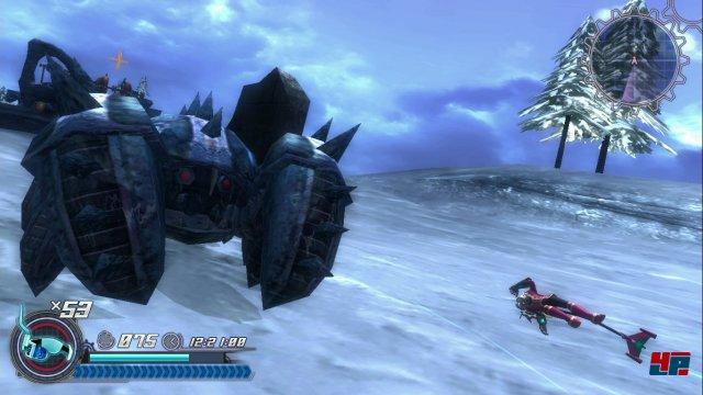 Screenshot - Rodea: The Sky Soldier (Wii_U) 92496815