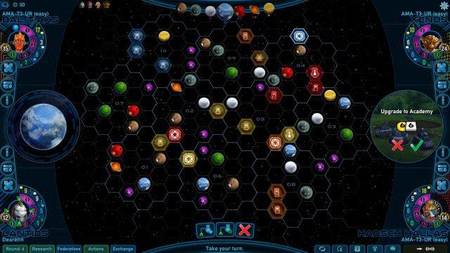 Screenshot - Gaia Project (PC)