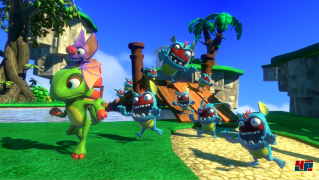 Screenshot - Yooka-Laylee (PC)