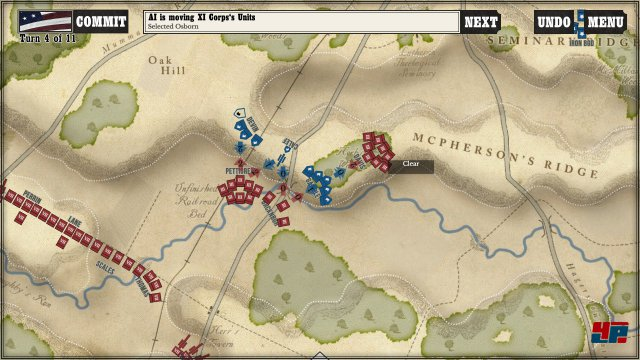 Screenshot - Gettysburg: The Tide Turns (PC) 92550292