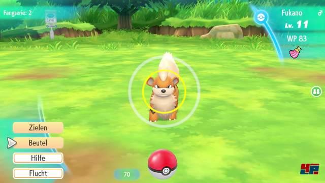 Screenshot - Pokémon: Let's Go, Pikachu! & Let's Go, Evoli! (Switch) 92577624