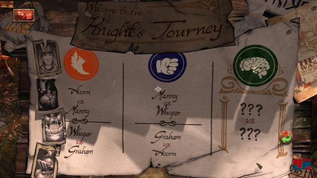 Screenshot - King's Quest: Der seinen Ritter stand (360) 92510293