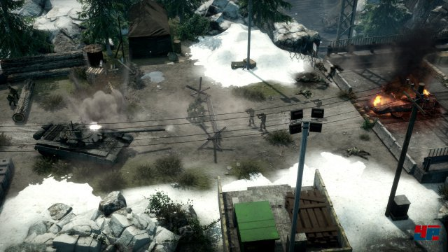 Screenshot - Warfare Online (PC)