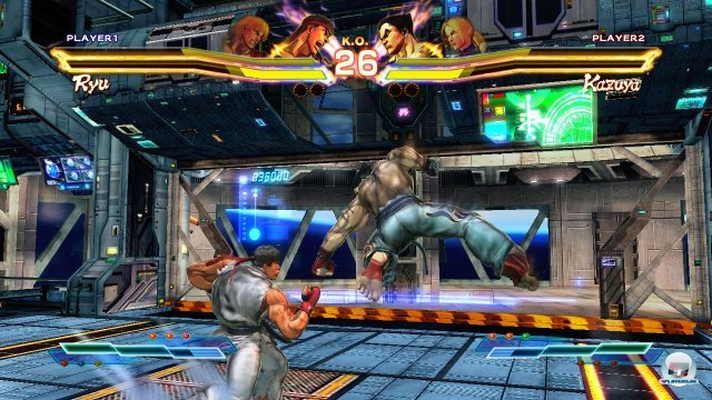 Screenshot - Street Fighter X Tekken (360) 2301782