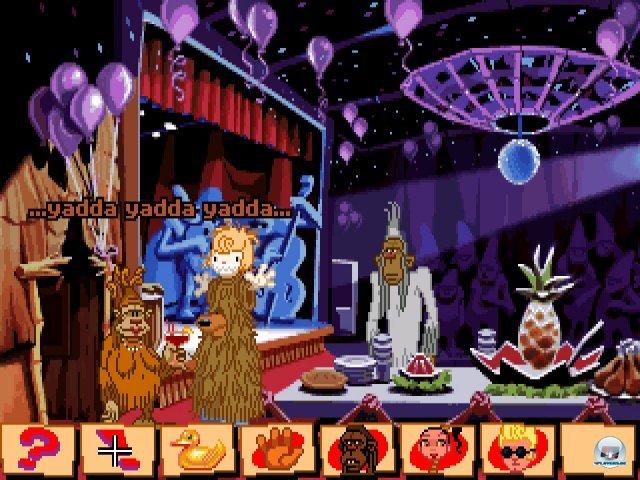Screenshot - Sam & Max Hit the Road (PC) 92431962
