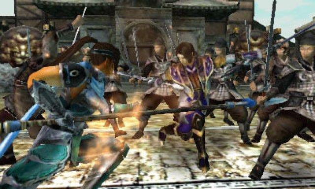Screenshot - Dynasty Warriors VS (3DS) 2302912