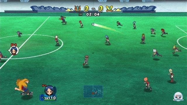 Screenshot - Inazuma Eleven Strikers (Wii) 2394082