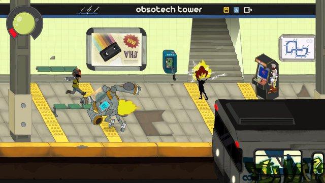 Screenshot - Colossus Down (Switch)