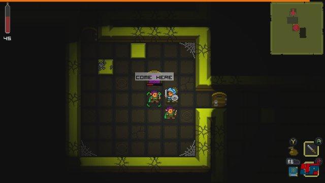 Screenshot - Quest of Dungeons (XboxOne) 92509903