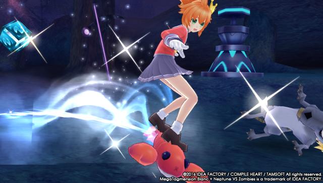 Screenshot - MegaTagmension Blanc   Neptune VS Zombies (PS_Vita) 92525111