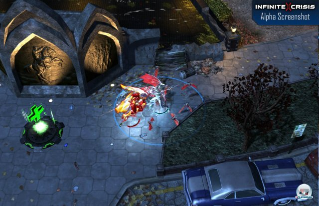 Screenshot - Infinite Crisis (PC) 92457868