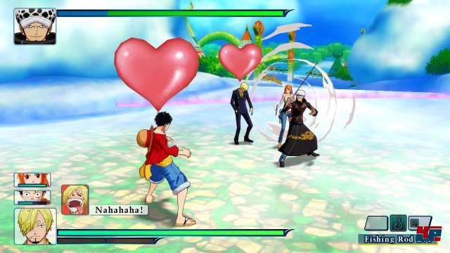 Screenshot - One Piece: Unlimited World Red (PlayStation3) 92484338