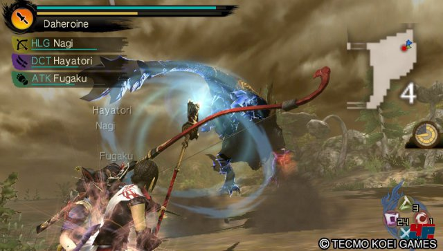 Screenshot - Toukiden: The Age of Demons (PS_Vita) 92478363
