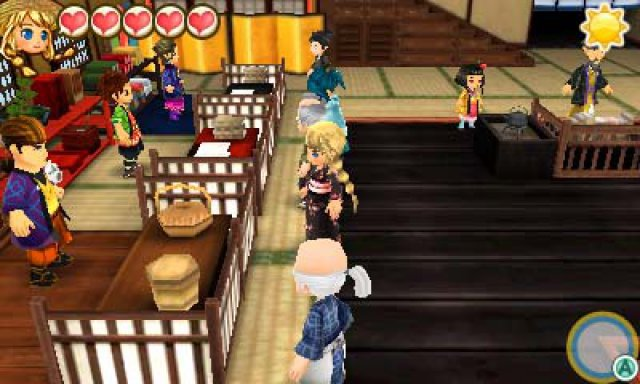 Screenshot - Story of Seasons: Trio of Towns (3DS) 92554173