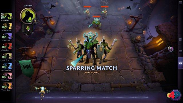 Screenshot - DOTA Underlords (PC)