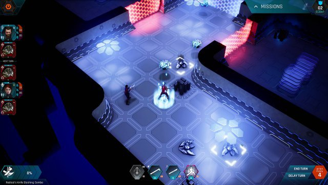 Screenshot - The Protagonist: EX-1 (PC)
