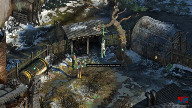 Screenshot - No Truce With The Furies (PC)