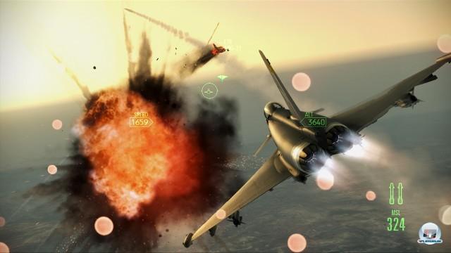 Screenshot - Ace Combat: Assault Horizon (360) 2248937
