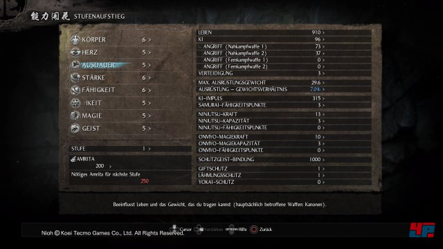 Screenshot - Nioh (PS4) 92540040