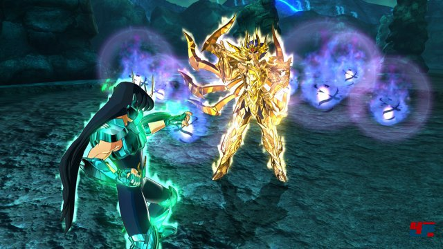 Screenshot - Saint Seiya: Soldiers' Soul (PC) 92505177