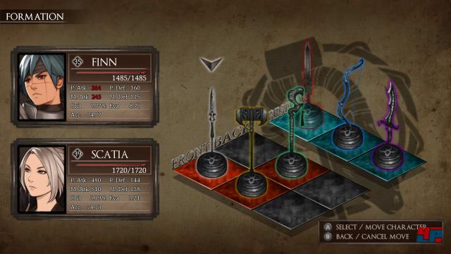 Screenshot - Legrand Legacy: Tale of the Fatebounds (Switch) 92581233