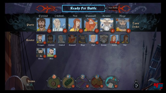 Screenshot - The Banner Saga 2 (PS4) 92529132