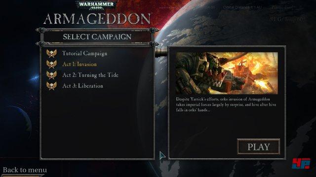 Screenshot - Warhammer 40.000: Armageddon (PC) 92495093