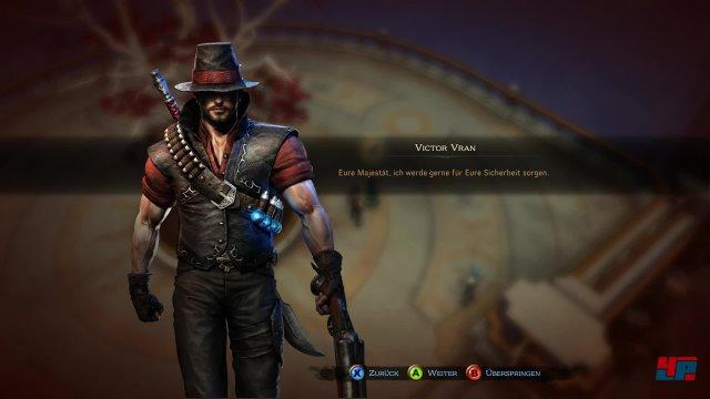 Screenshot - Victor Vran (PC) 92510024