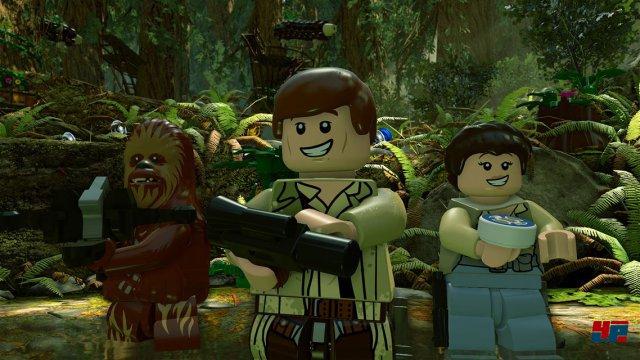 Screenshot - Lego Star Wars: Das Erwachen der Macht (PC) 92519407