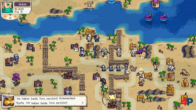 Screenshot - Wargroove (PC)