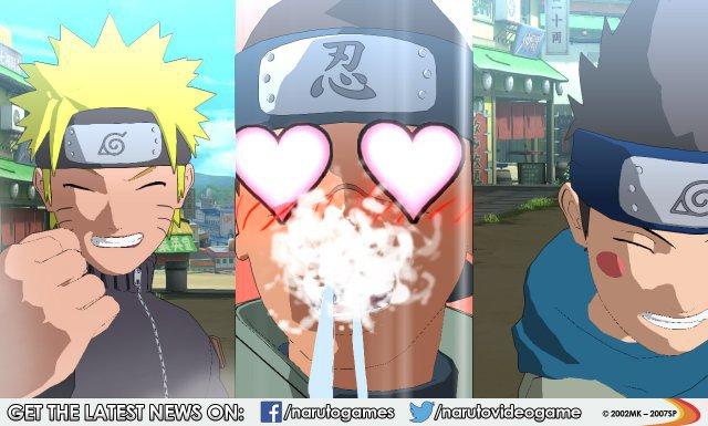 Screenshot - Naruto Shippuden: Ultimate Ninja Storm Revolution (360) 92483346