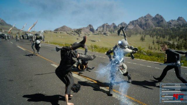 Screenshot - Final Fantasy 15 (PlayStation4) 92498485