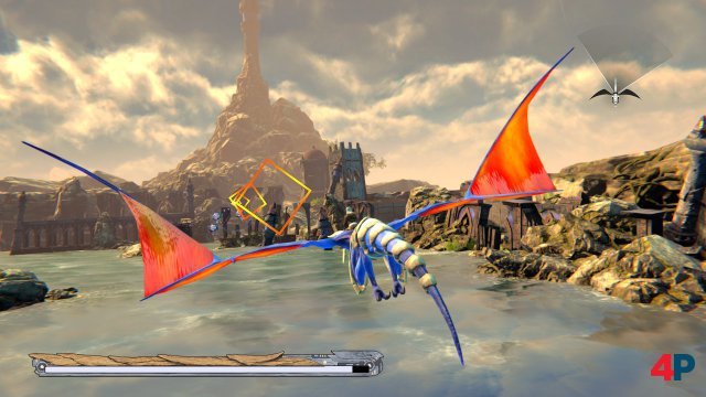 Screenshot - Panzer Dragoon: Remake (Switch)