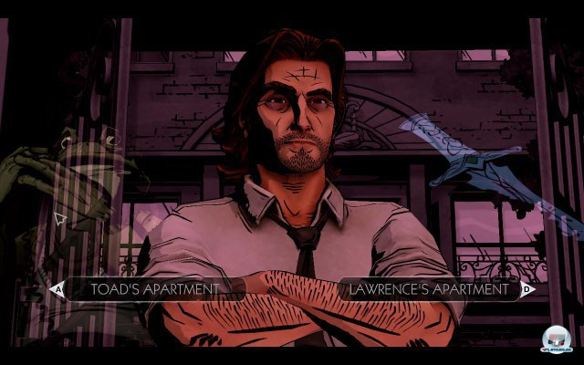 Screenshot - The Wolf Among Us - Episode 1: Faith (360) 92470663