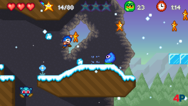 Screenshot - Bloo Kid 2 (Switch)