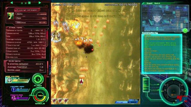 Screenshot - Raiden 5 (XboxOne) 92526002