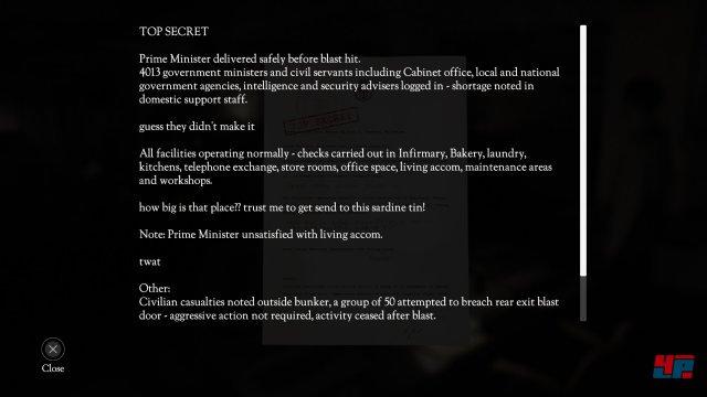 Screenshot - The Bunker (PC) 92533931