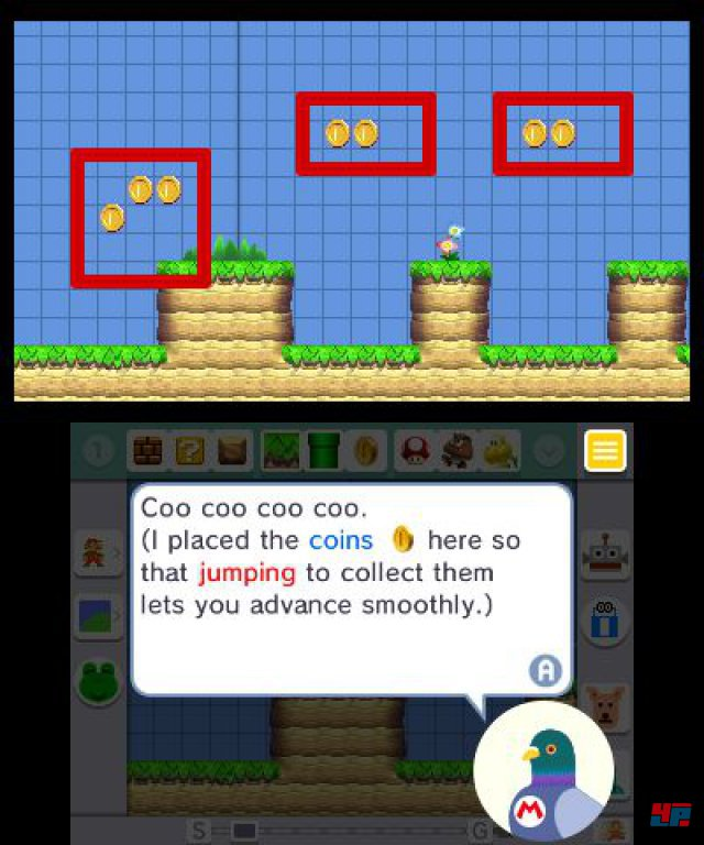 Screenshot - Super Mario Maker (3DS) 92537098
