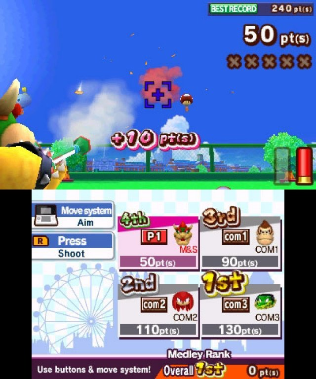 Screenshot - Mario & Sonic bei den Olympischen Spielen: London 2012 (3DS) 2304922
