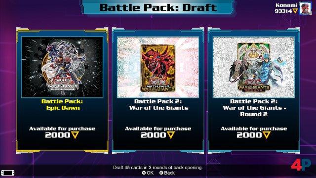 Screenshot - Yu-Gi-Oh! Legacy of the Duelist: Link Evolution (Switch)