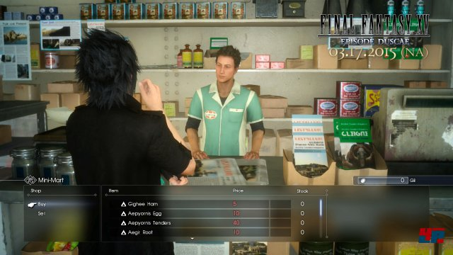 Screenshot - Final Fantasy 15 (PlayStation4) 92500916